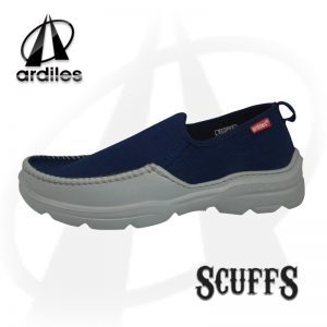 Scuffs Biru